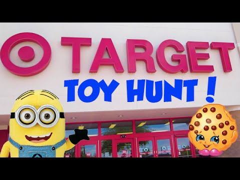 Toy Hunt Toys R Us Amp Target Hunt For Shopkins Minio