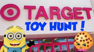Toy Hunt at Target Kmart Minions, Shopkins, Paw Patrol, Mermaids