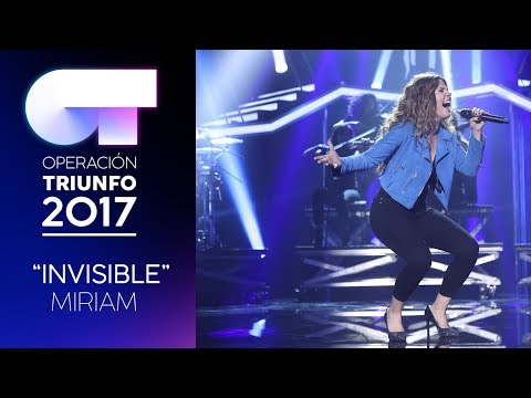INVISIBLE - Miriam | OT 2017 | OT Final