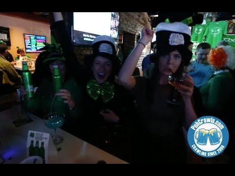 Boston St Patrick's Day Weekend Pub Crawl (Faneuil Hall)