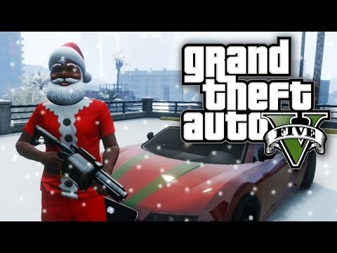 GTA 5 THUG LIFE #26 (Part 1) - CHRISTMAS IN LOS SANTOS! (GTA