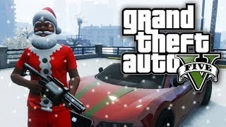 GTA 5 THUG LIFE #26 (Part 1) - CHRISTMAS IN LOS SANTOS! (GTA V Online)