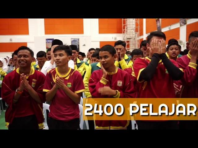 Program Sahsiah Unggul Individu Terbilang (SUIT) 2019, Cameron Highland, Pahang