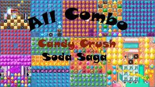 LIVE Candy Crush Soda Saga All Combo screenshot 5
