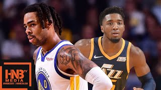 Golden State Warriors vs Utah Jazz - Full Game Highlights | November 11, 2019-20 NBA Season