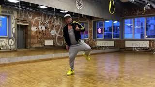 Урок 1 по хип хопу для начинающих | Обучение hip hop