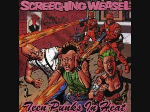 Screeching Weasel - The Edge of the World