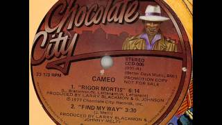 "Cameo - Rigor Mortis (12"" Version)"