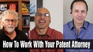 patent lawyer