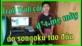 Ngọc Rồng Online - Dương MT Đả Đủ Sét Kích Hoạt Songoku Xưng Bá Gian Hồ..Troll Cú Lừa Thế Kĩ