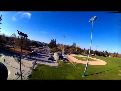 XK Detect X380 Flight Over Fair Oaks Part Sunnyvale CA
