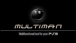 [CFW/TUT/EP.15] How To Properly Install & Use Multiman On Any Custom Firmware!