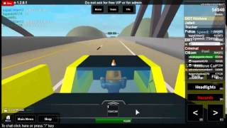 Top 10 Driving Games on ROBLOX