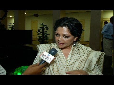 #NationalFilmAwards  An Interaction with Film Actress Tanvi Azmi : Newspoint TV