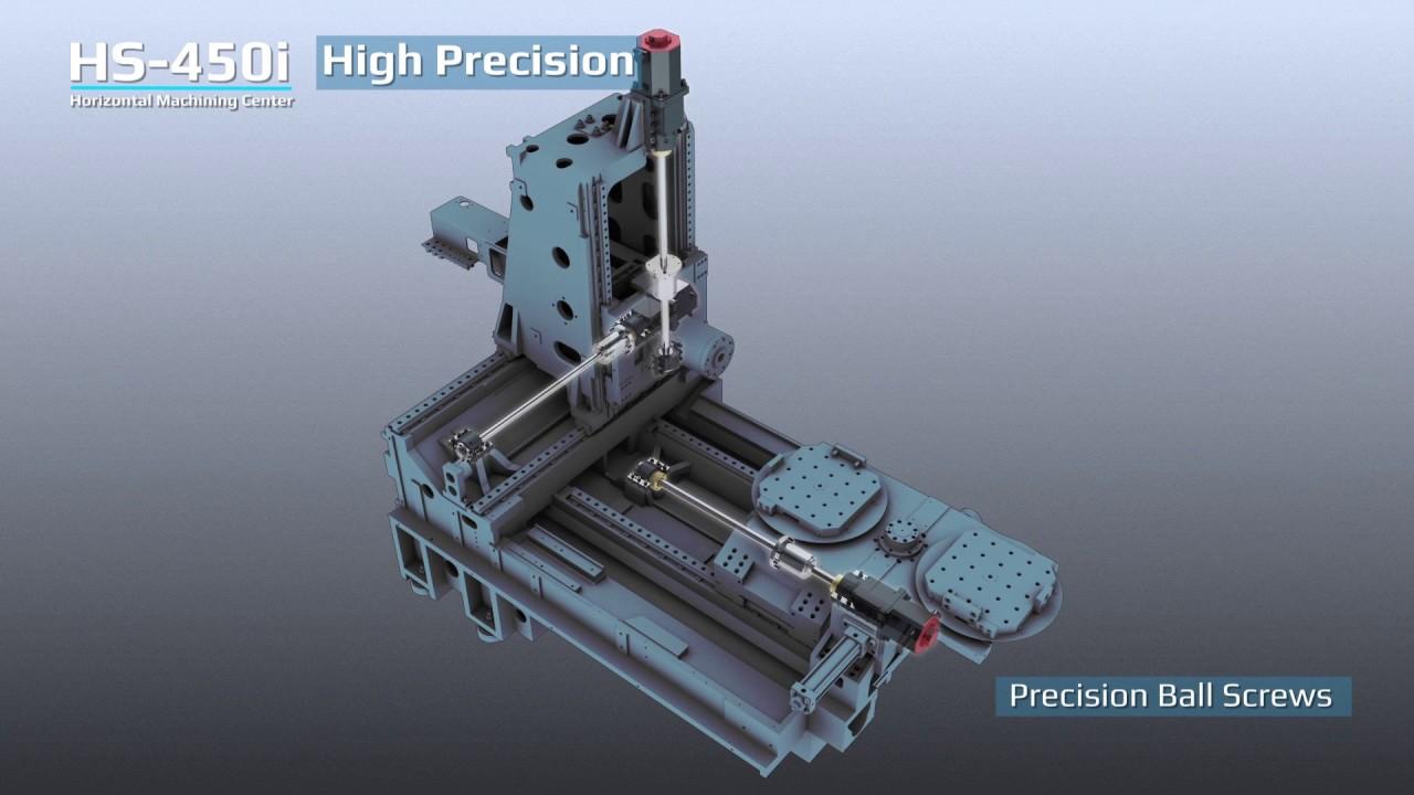 Horizontal Machining Center. high-speed horizontal machining centers.