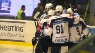 HC Škoda Plzeň - PSG Zlín - 7:1!
