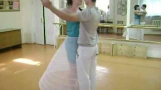 Постановка свадебного танца(Студия эстрадного танца