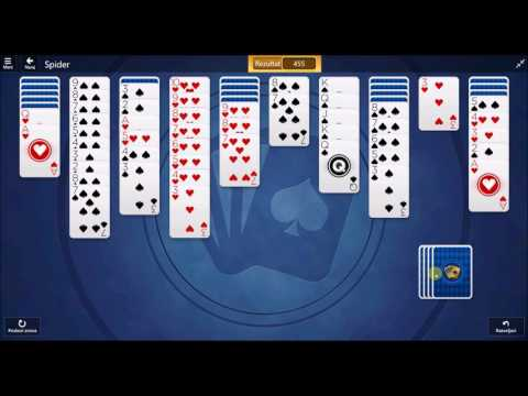 Microsoft Solitaire Collection - Spider January 30 2017