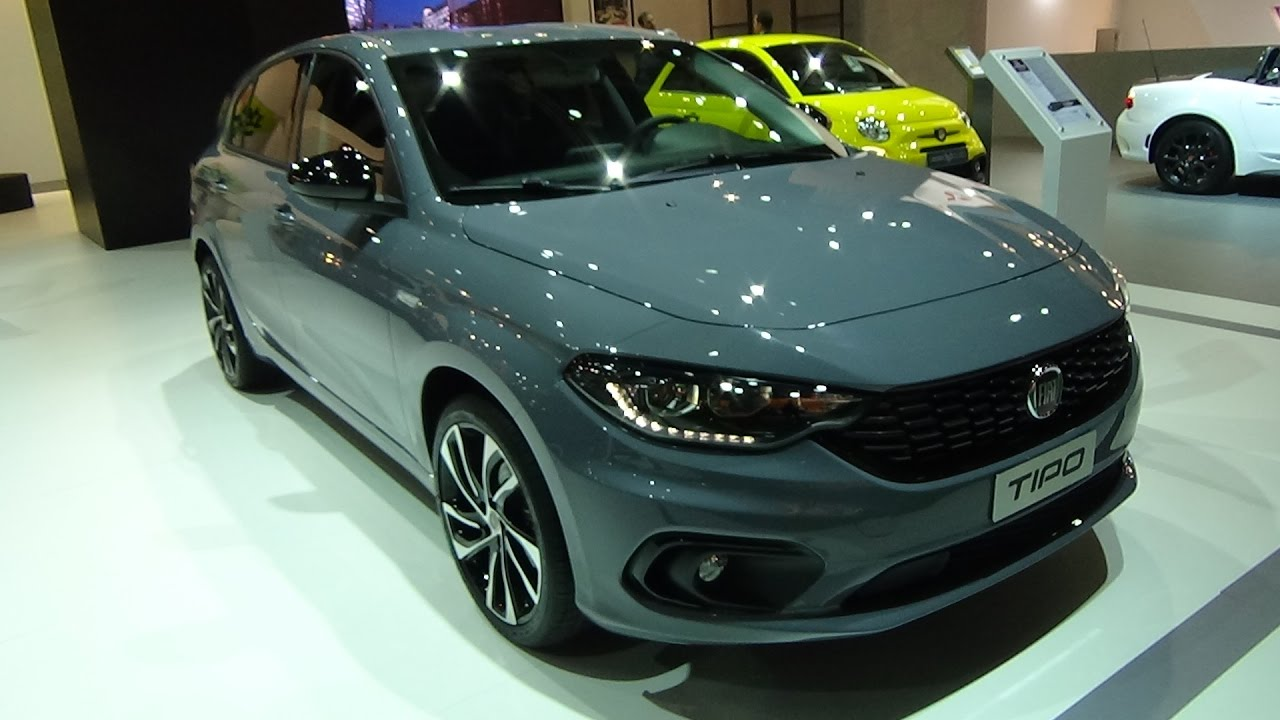 2017 fiat tipo 1 4 t jet s design exterior and interior. Black Bedroom Furniture Sets. Home Design Ideas