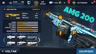 Mc5 - AMG 200 Pró | Divisão 3 | Caçador de Recompensas