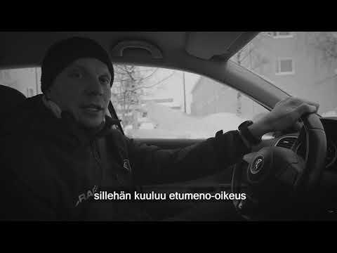 ACOTV Extra: Turvallinen suojatie on autoilijoiden vastuulla