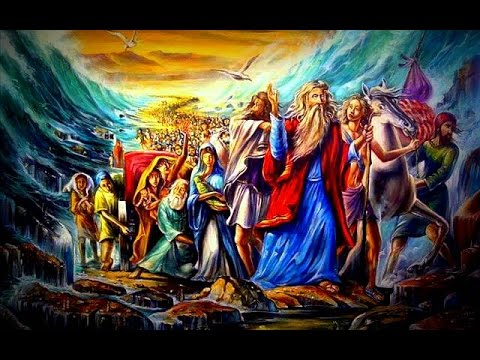 The Exodus Parable - God