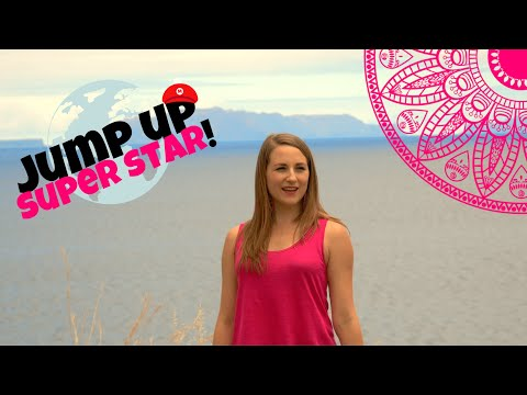 Jump Up, Super Star! - SUPER MARIO ODYSSEY [cover By Margo Promińska]