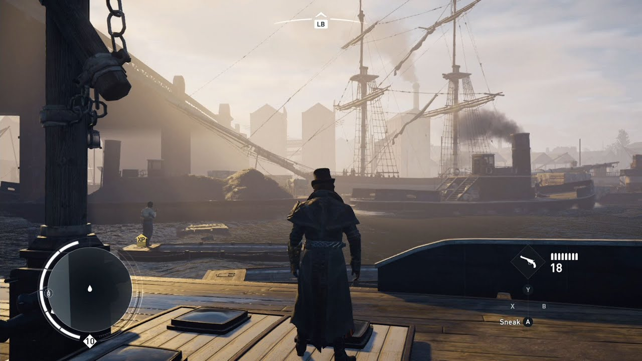 Assassins Creed Wallpaper Hd 1080p Assassin S Creed Syndicate Jacob Frye Open Free Roam
