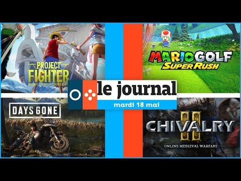 Mario Golf : Super Rush dévoile un nouveau trailer 😲⛳ | LE JOURNAL