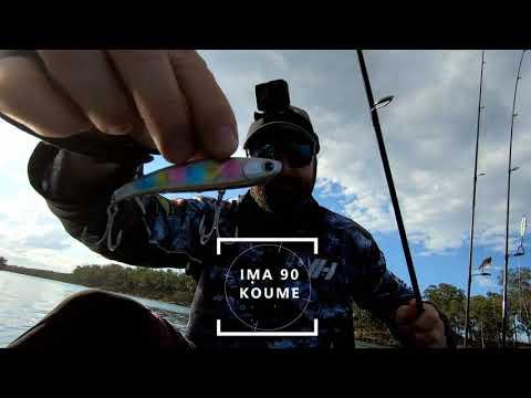 Kayak Fishing - River Action!
