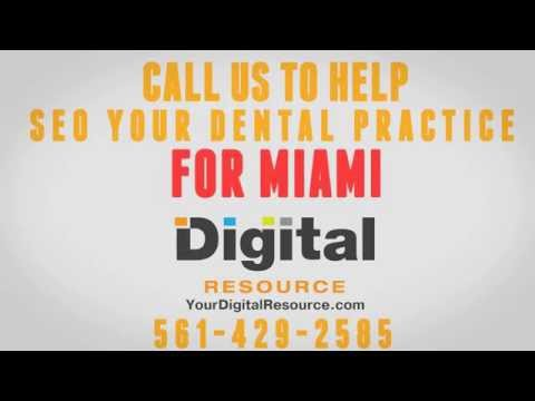 Miami Dental SEO   Are you being found on Google?
