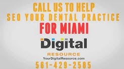 Miami Dental SEO | Are you being found on Google?
