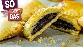 FOODPORN: Nutella-Oreo-Kekse 😍
