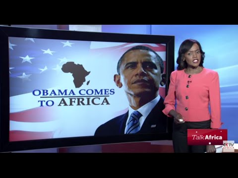 Talk Africa : America Relations with Africa