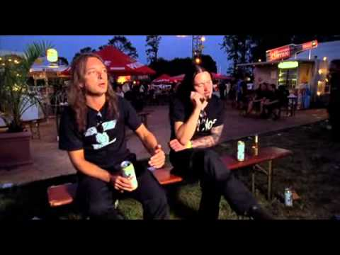 Funny interview with drunk band members from Mayhem (metal band) ☺Dr.Smile☻