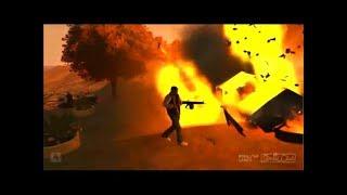 GTA 4 - Трюки, Аварии и Приколы! [#5]