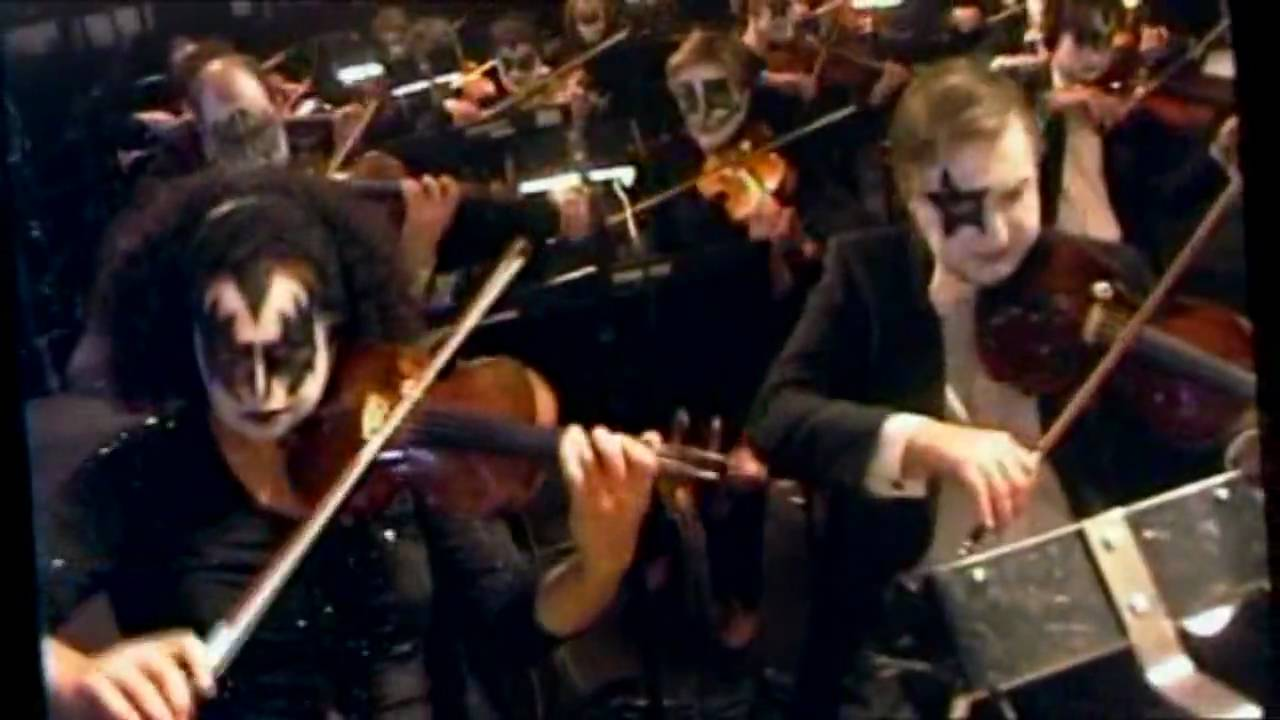 Kiss Symphony Alive Iv Detroit Rock City Act Three Hd Youtube