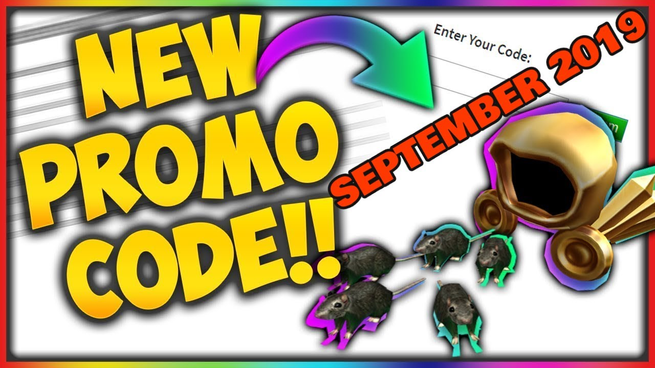 *ALL* OCTOBER & SEPTEMBER WORKING PROMO CODES ON ROBLOX 2019 | NOT EXPIRED  (FREE ROBUX!)