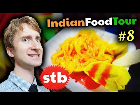 STUNNING Indian STREET FOOD TOUR #8 in Kolkata, India!!