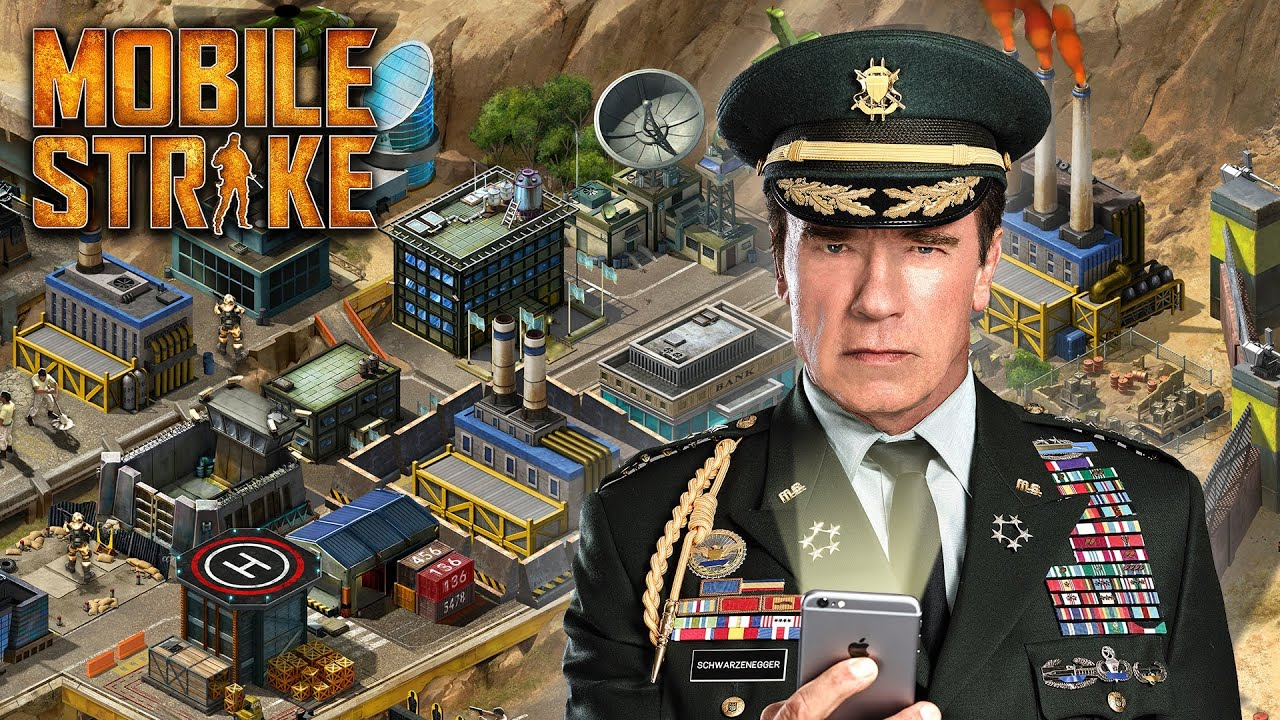 Mobile Strike Review iOS Real-Time Game: Can It Take On Game Of War?