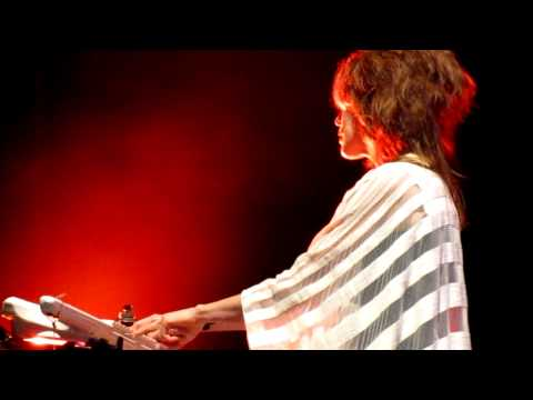 Imogen Heap - First Train Home live V Festival 2010