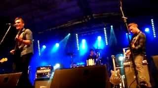 Killerpilze - Die Stadt Klingt Immer Noch Nach Uns live @ Rock im Wald, Malsch, 6.9.2014