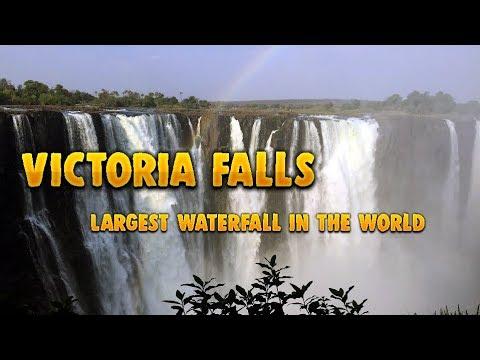 VICTORIA FALLS // AFRICA // ZAMBIA // ZIMBABWE // (2017)