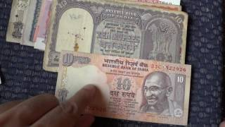 Indian Notes (old/rare/in circulation)