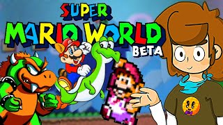 Super Mario World BETA | MARIO'S LOST GAME - ConnerTheWaffle