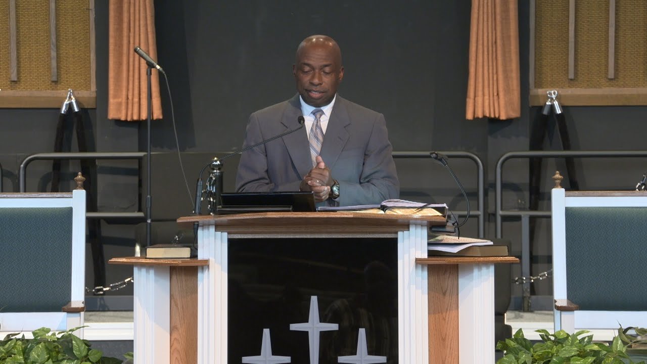Resting in the Lord by Rev. Bennie B. Ford