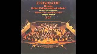 Silent Tone Record/ベートーヴェン:交響曲3番「英雄」/ヘルベルト・フォン・カラヤン指揮ベルリン・フィルハーモニー管弦楽団/独ZDF:66 22803/サイレント・トーン・レコード