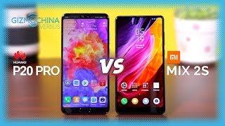 Huawei P20 Pro vs Xiaomi Mi Mix 2S