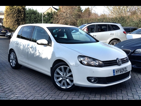 Volkswagen Golf 2.0 TDI GT DSG 5dr for Sale at CMC-Cars, Near Brighton, Sussex