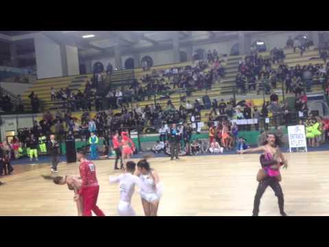 Combinata caraibiche Michael & Desiree 16/18 A2 Coppa Italia San Benedetto, Finale, 1° classificati
